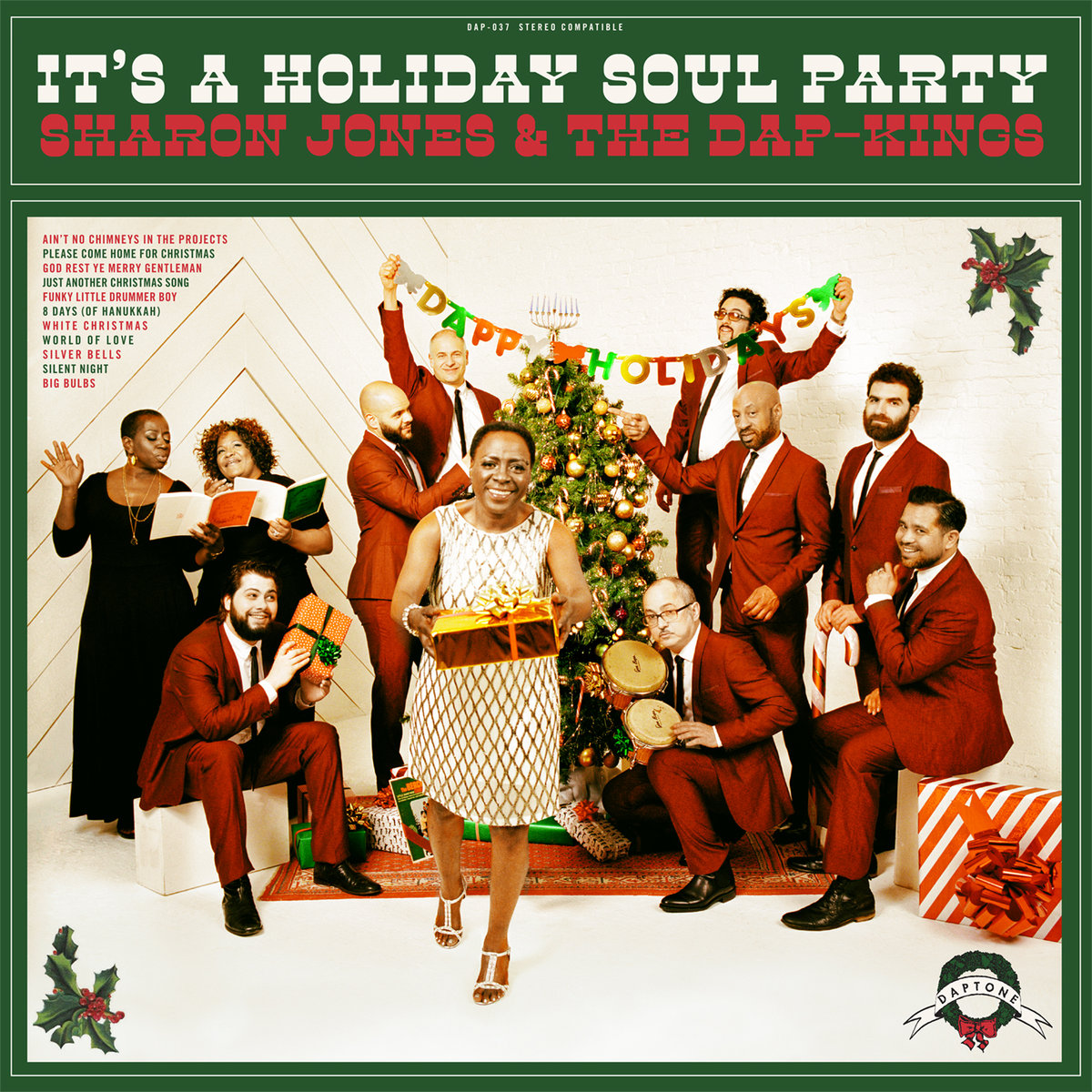 Sharon Jones & The Dap-kings | It's A Holiday Soul Party