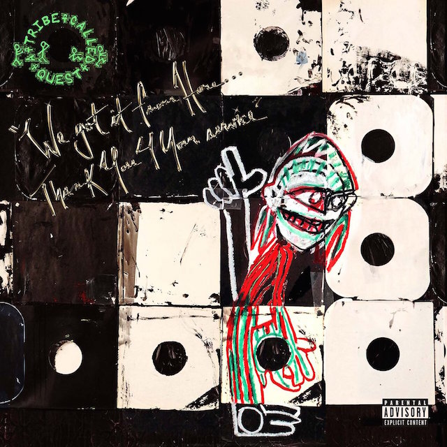 A Tribe Called Quest | Thank You 4 the Service