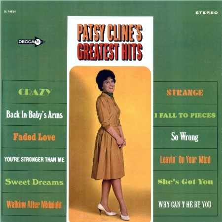 Patsy Cline | Patsy Cline's Greatest Hits (1967/2016)