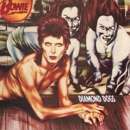 David Bowie | Diamond Dogs 180 gr. (1974/2016)