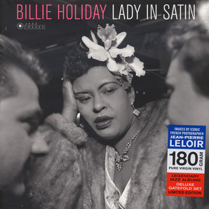 Billie Holiday | Lady In Satin 180 Gram 180 gr.