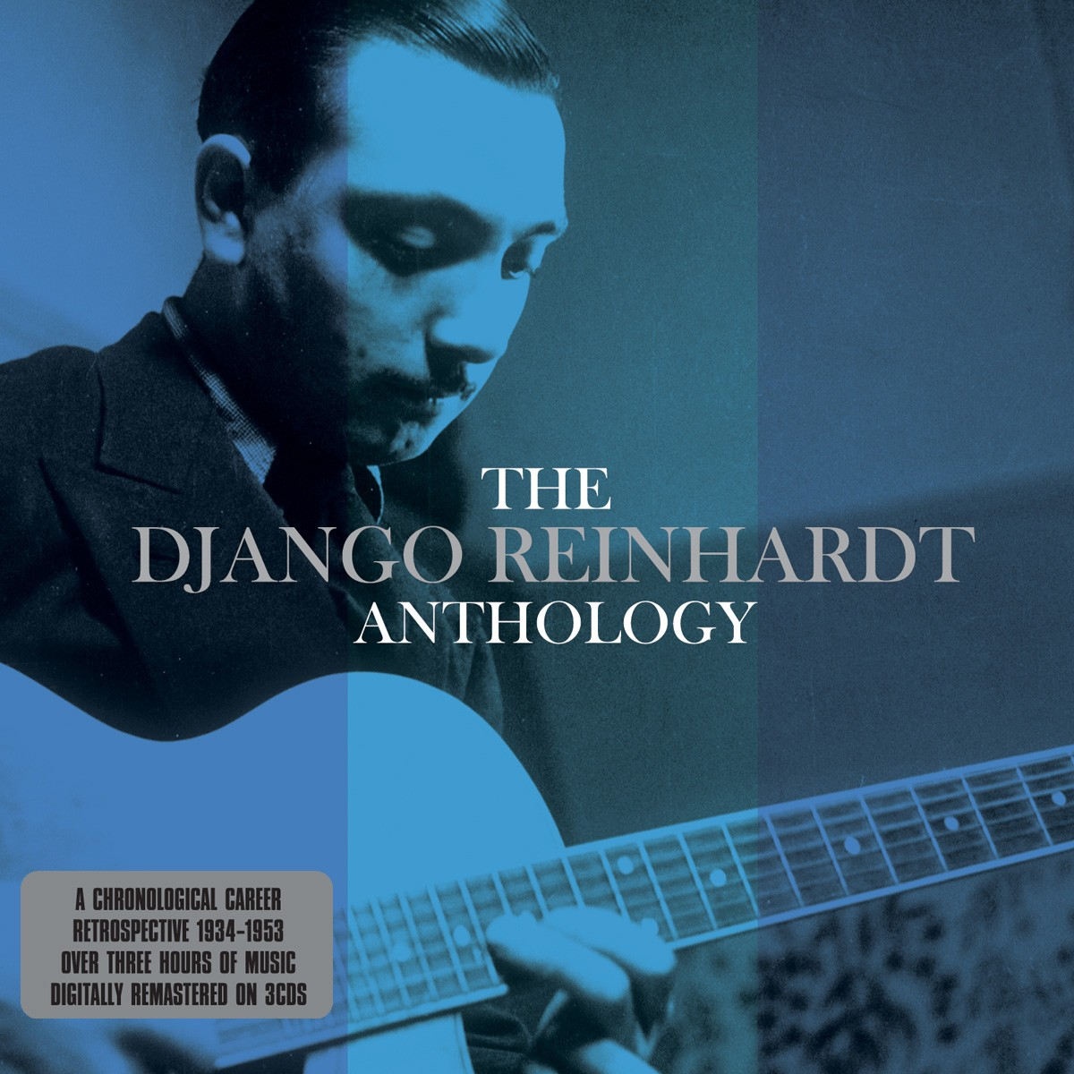 Serge Gainsbourg | The Django Reinhardt Anthology 180 gr.