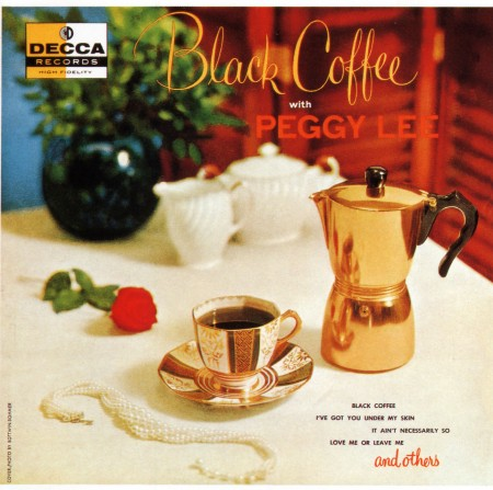 Peggy Lee | Black Coffee with Peggy Lee 180 gr.