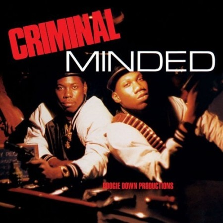 Boogie Down Productions | Criminal Minded (sealed) (1987/2016)