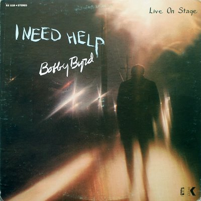 Bobby Byrd | I Need Help Live On Stage