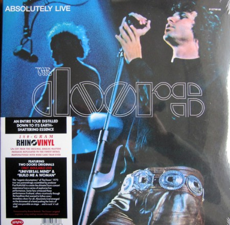 Doors | Absolutely Live 180 gr.