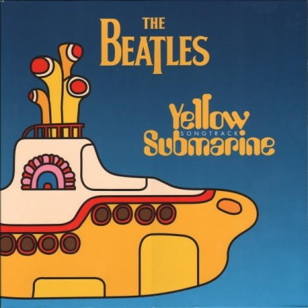 The Beatles   Yellow Submarine Songtrack (sealed)
