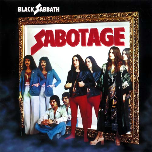 Black Sabbath | Sabotage (sealed) 180 gr. (1975/2011)