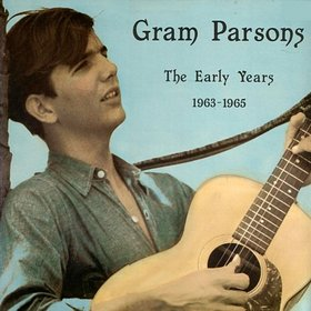 Gram Parsons | The Early Years 1963-1965 (sealed) 180 gr. (1979/2012)