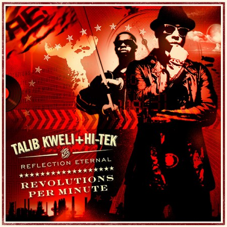 talib kweli + hi-tek | Reflection eternal revolutions per minute