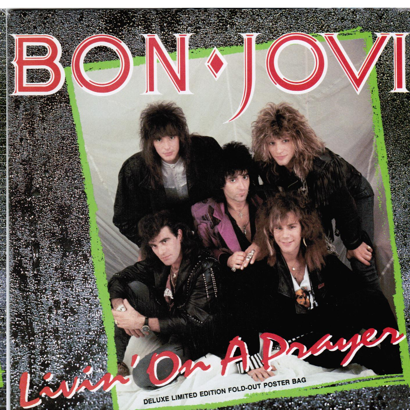 Bon Jovi | Livin on a prayer / wild in the streets (1986)