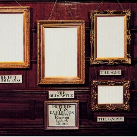 Emerson Lake & Palmer | Pictures at an exhibition – Original master recording 180 gr.