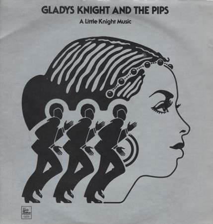Gladys Knight And The Pips   A little knight music (1975)