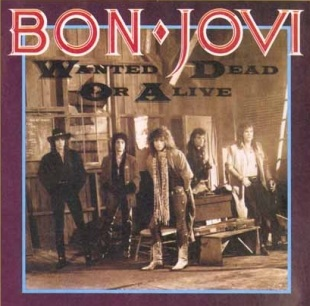 Bon Jovi | Wanted dead or alive / id die for you (1986)