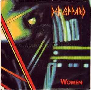 Def Leppard | Women / tear it down (1987)