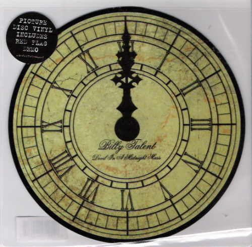 Billy Talent | devil in a midnight mass / red flag (demo) Picture disc (2006)
