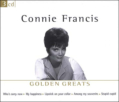 Connie Francis | Golden Greats (2010)