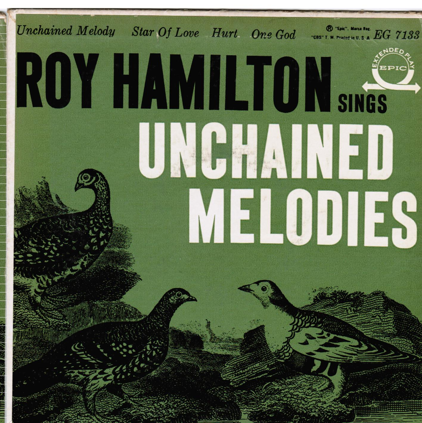 Roy Hamilton | Roy Hamilton Sings Unchained Melodies EP