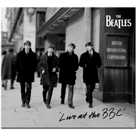 Beatles | Live At The BBC (1994/2013)