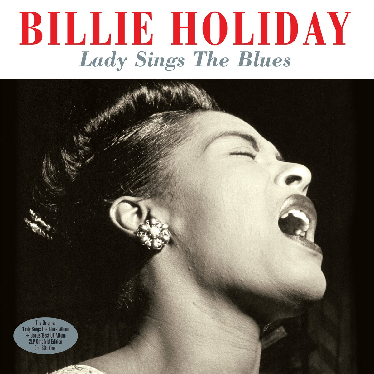 Billie Holiday | Lady Sings The Blues And Best Of 180 gr. (2013)