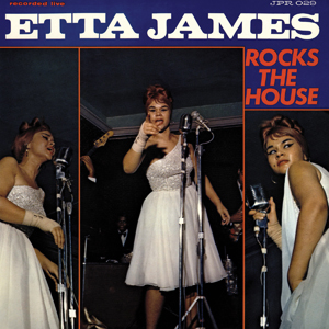 Etta James | Etta James Rocks The House Colored vinyl (1963/2014)