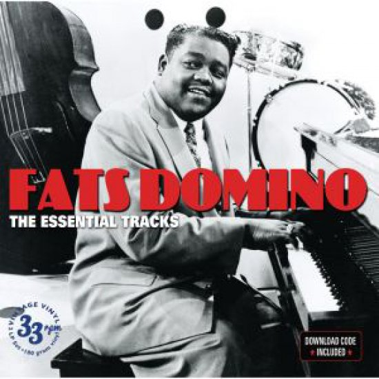 Fats Domino | Fats Domino The Essential Tracks 180 gr. (2014)