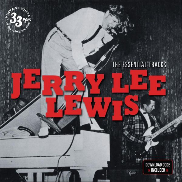 Jerry Lee Lewis | Jerry Lee Lewis The Essential Tracks 180 gr. (2014)