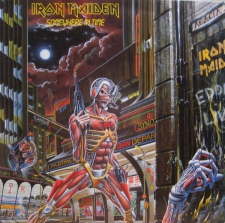 Iron Maiden | Somewhere In Time