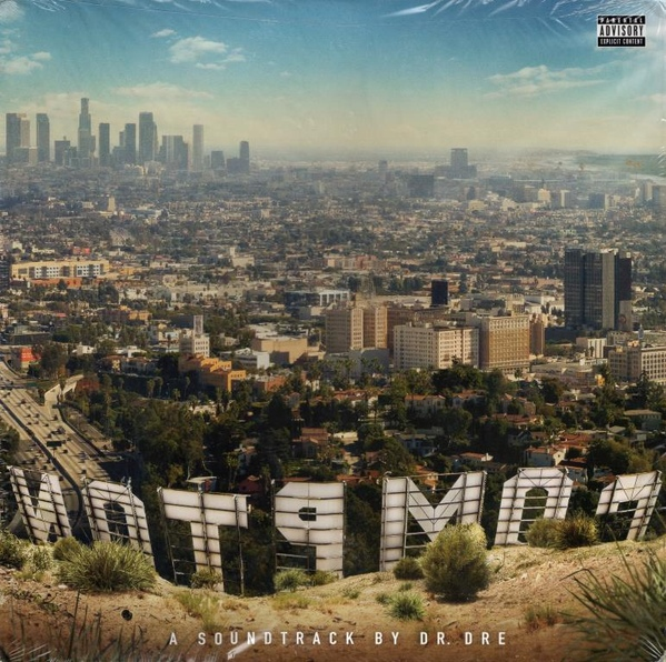 Dr. Dre | Compton (A Soundtrack by Dr. Dre) (sealed) (2015)