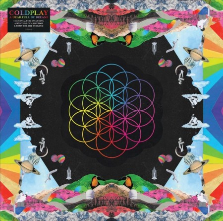 Coldplay | A Head Full Of Dreams (sealed) Colored vinyl (2015)