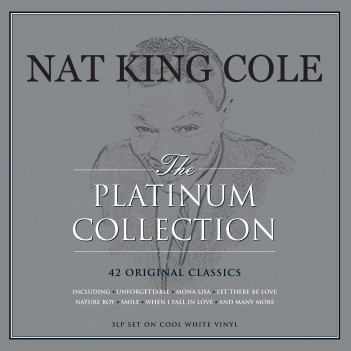 Nat King Cole | The Platinum Collection (sealed) Colored vinyl (2015)
