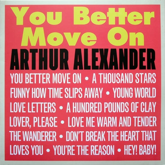 Arthur Alexander | You Better Move On (sealed) (1962/2015)
