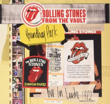 Rolling Stones   The Rolling Stones Live in Leeds 1982 (sealed) (2016)