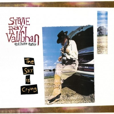 Stevie Ray Vaughan and Double Trouble | The Sky Is Crying (sealed) 180 gr. (1991/2015)