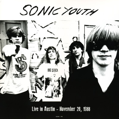 Sonic Youth | Live In Austin, TX 180 gr. (2015)