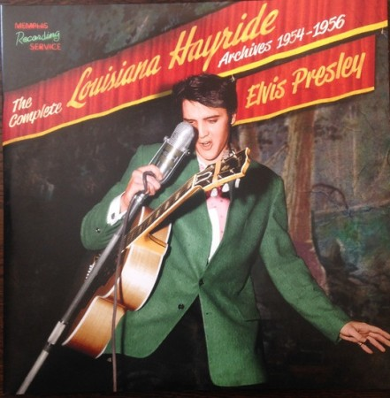 Elvis Presley | The Complete Louisiana Hayride Archives 1954-1956 (sealed) 180 gr. (2016)