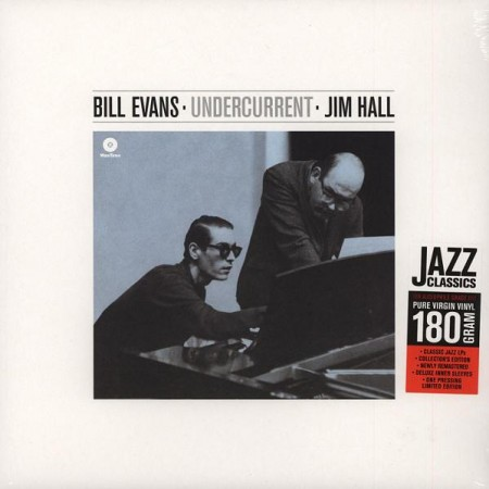 Bill Evans / Jim Hall | Undercurrent (sealed) 180 gr. (1962/2013)