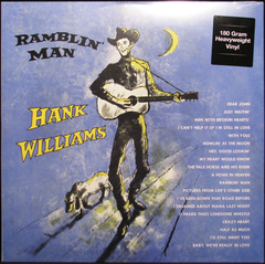 Hank Williams | Ramblin' Man (sealed) 180 gr. (1955/2016)