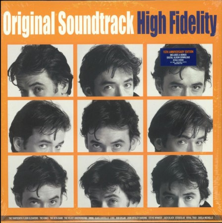 Various Artists | High Fidelity (sealed) (2016)