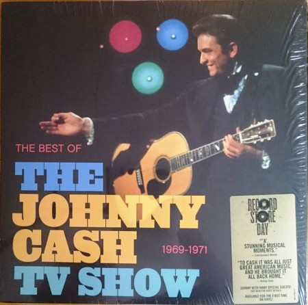 Johnny Cash | The Best of the Johnny Cash Show 1969-1971 (sealed) (2016)