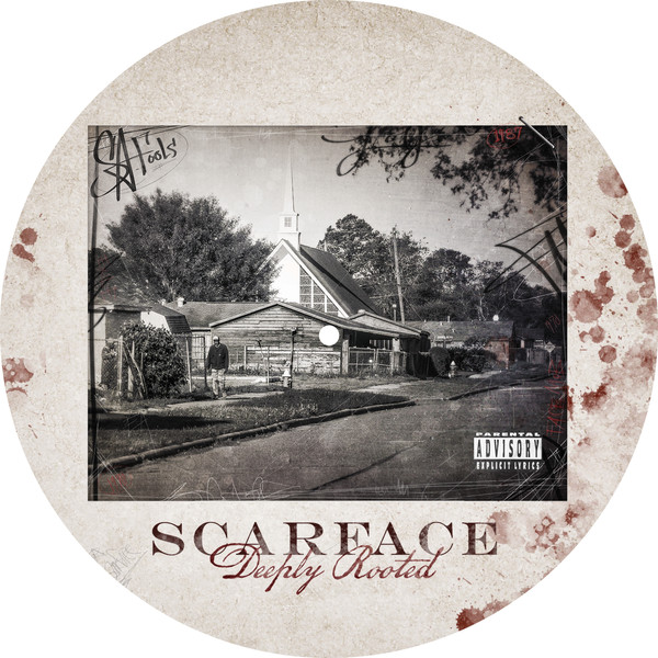 Scarface | Deeply Rooted Picture disc (2016)