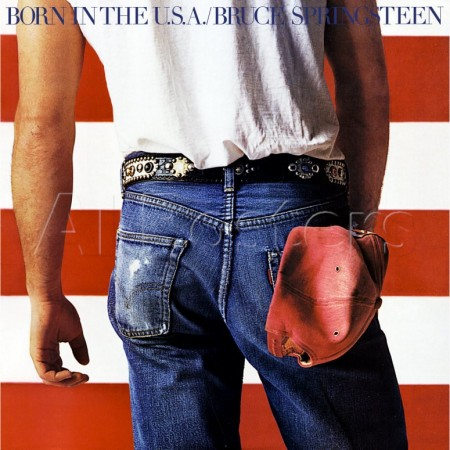 Bruce Springsteen | Born in The U.S.A. (1984)