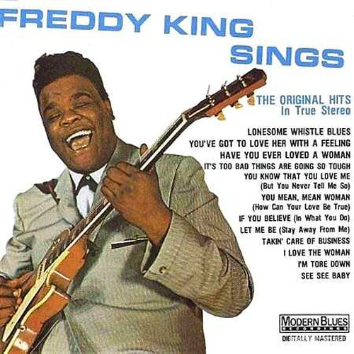 Freddy King | Freddy King Sings