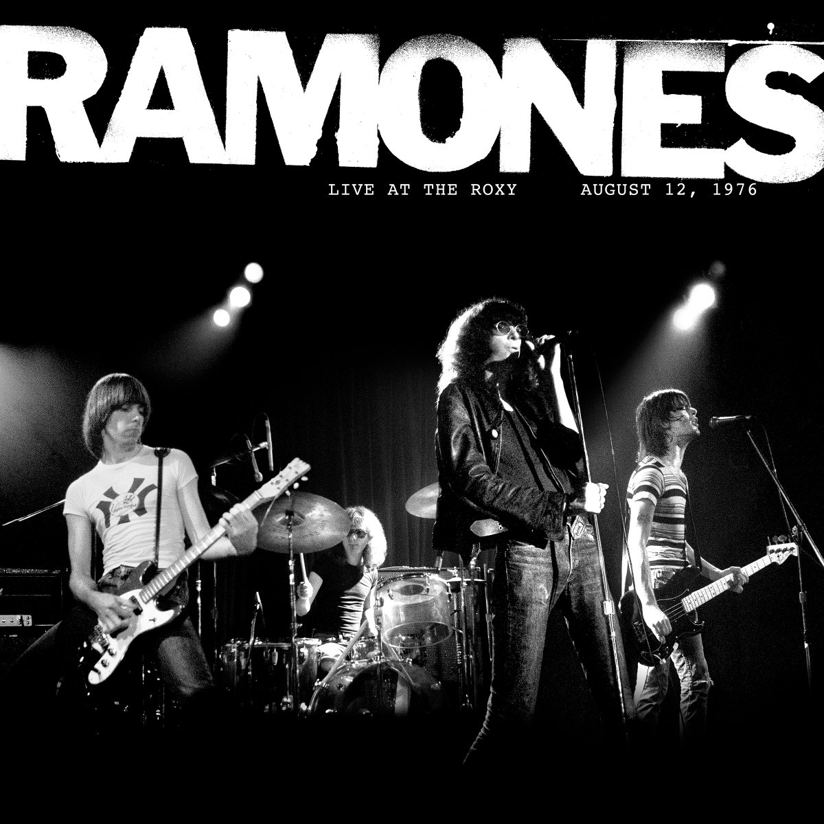 The Ramones | Live At the Roxy (August 12, 1976)