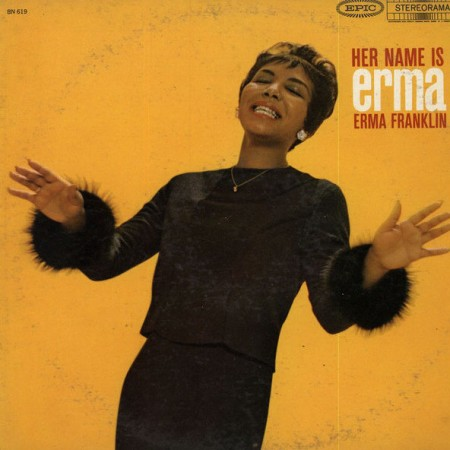 Erma Franklin | Her Name Is Erma