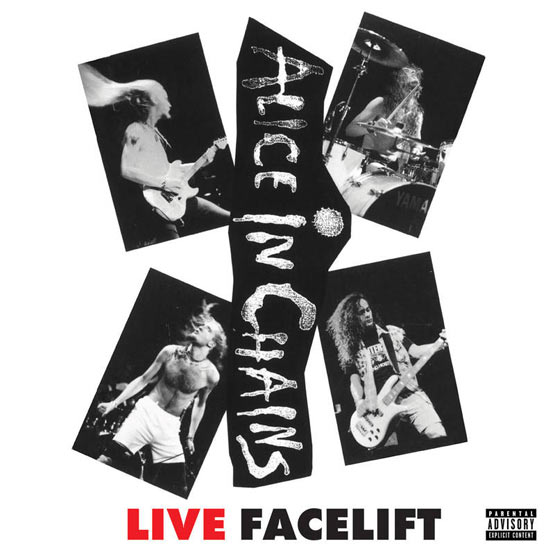 Alice In Chains | Live Facelift